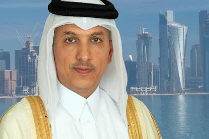 Menkeu Qatar: Jika Kami Kehilangan Uang, Mereka Juga Kehilangan Uang