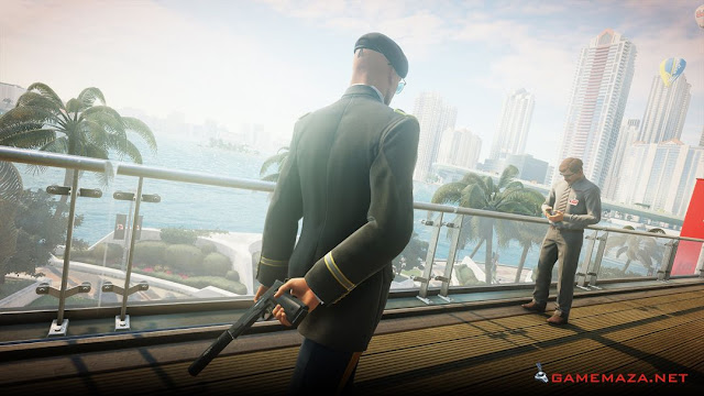 HITMAN 2 Gameplay Screenshot 1
