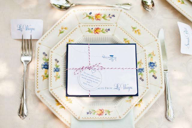 vintage DIY Scottish wedding in Texas