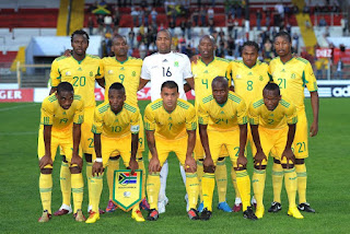 قائمة منتخب جنوب أفريقيا في كأس أمم أفريقيا 2019