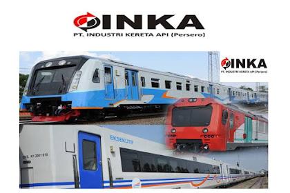 Lowongan Kerja BUMN Tingkat D3 PT Industri Kereta Api (Persero) (PT INKA) Hingga 30 September 2018