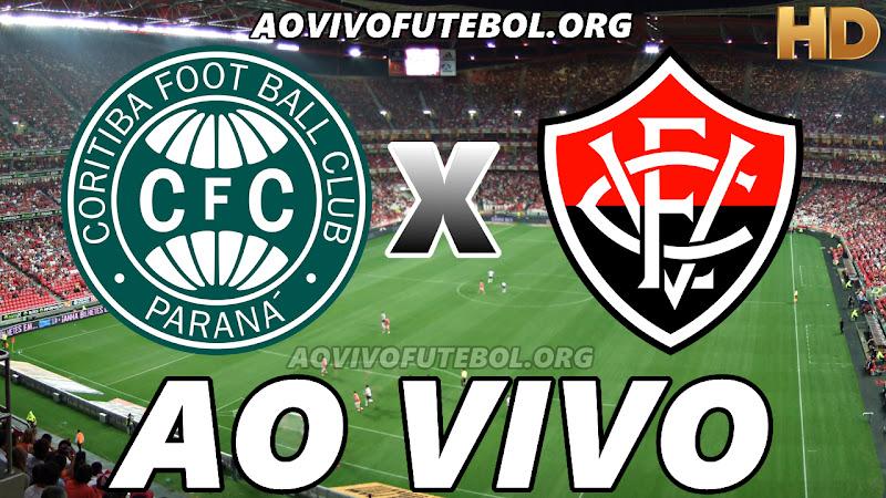 Coritiba x Vitória Ao Vivo HD TV PFC