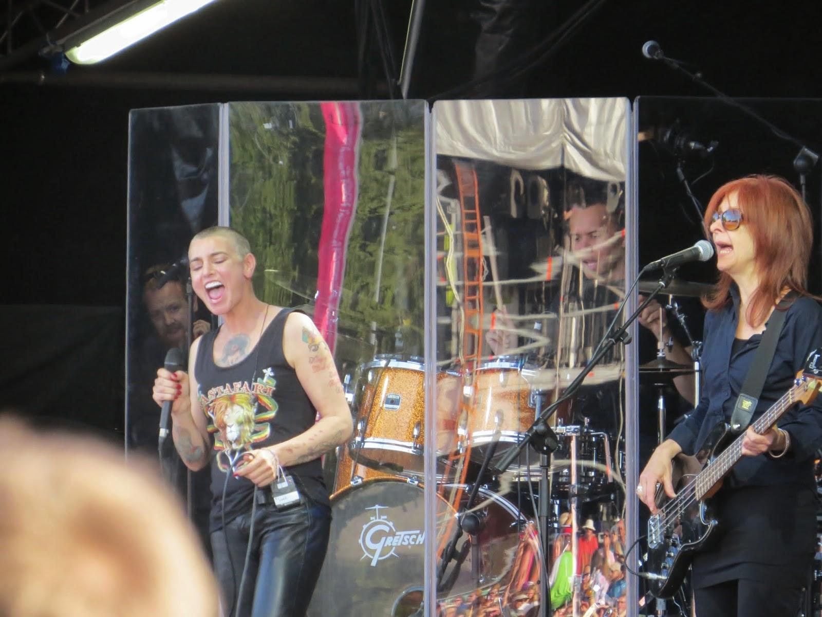 Westport Festival - Sinead O'Connor