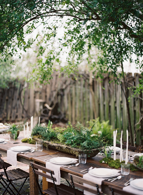 In Good Taste: Delicate Tuscan Inspired Wedding
