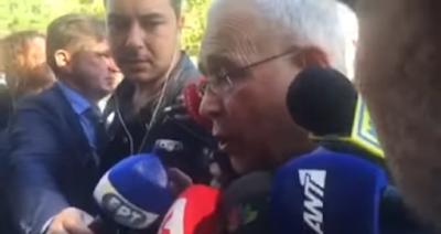 ΚΩΣΤΑΣ ΖΟΥΡΑΡΙΣ: Η Ελλάδα είναι υπό κατοχή! (ΒΙΝΤΕΟ)