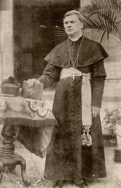 D. Pedro Maria de Lacerda, bispo do Rio de Janeiro.