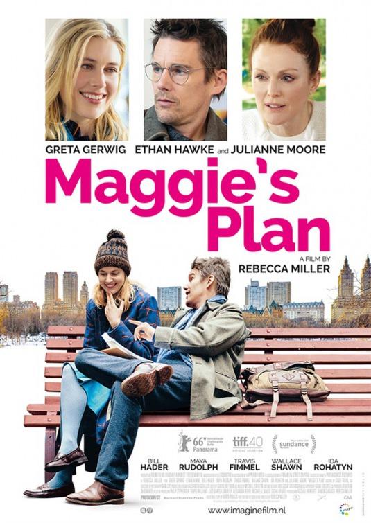 O Plano de Maggie - HD 720p