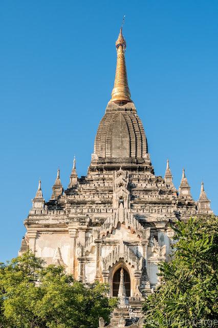 Gawdawpalin temple - Bagan - Myanmar - Birmanie