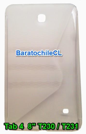 Carcasa Gel Galaxy tab 4 T330 T331