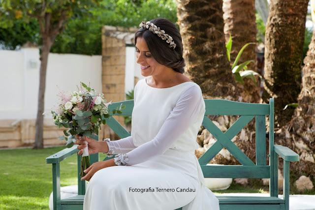 diseño de ramos de novias 2017