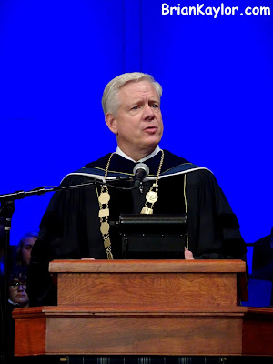 Inaugural Remarks by Keith Ross at Missouri Baptist University