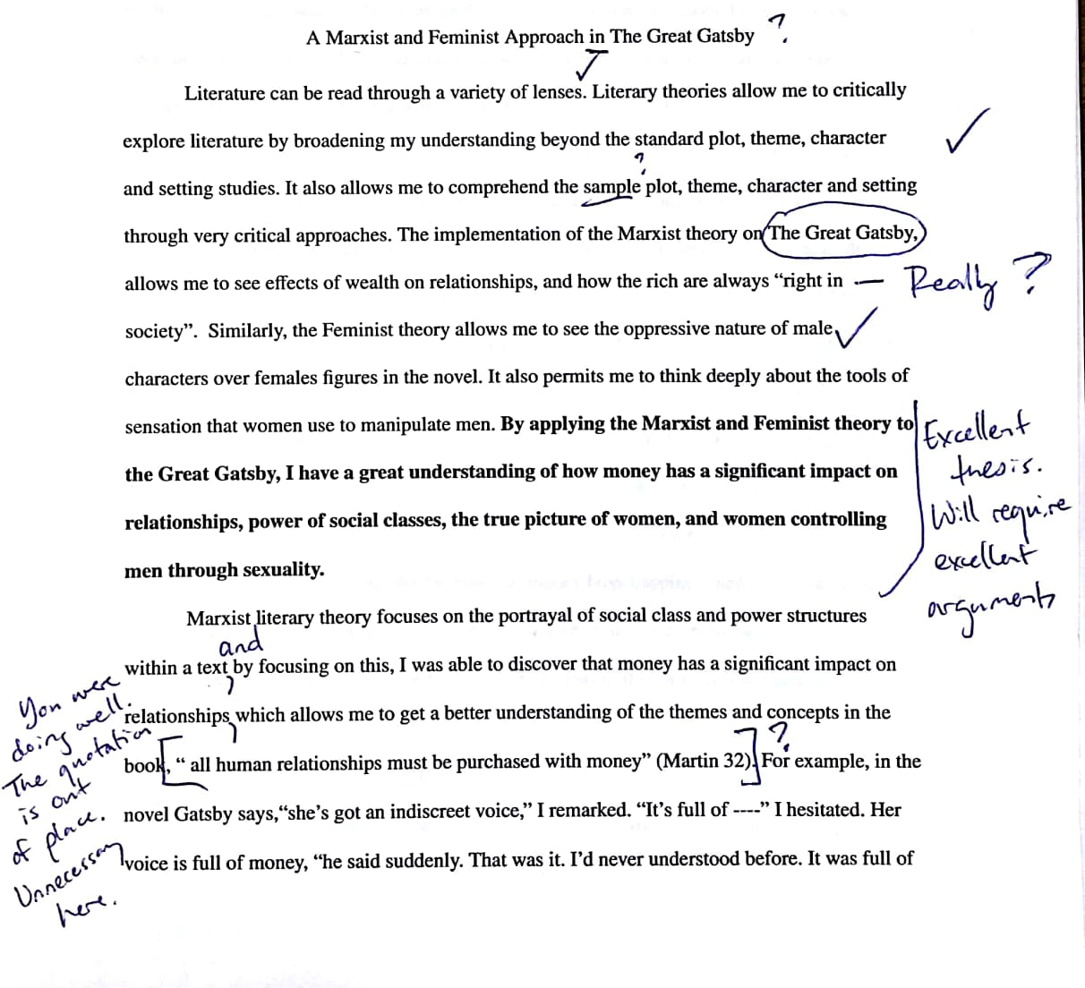Research Paper Essays  Health Insurance Essay also A Modest Proposal Ideas For Essays Mrs Big World Literary Research Essay  Sample Level  Modern Science Essay
