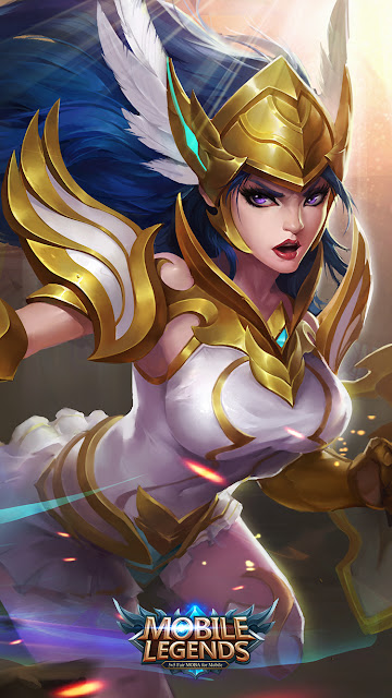 Wallpaper Freya Mobile Legends