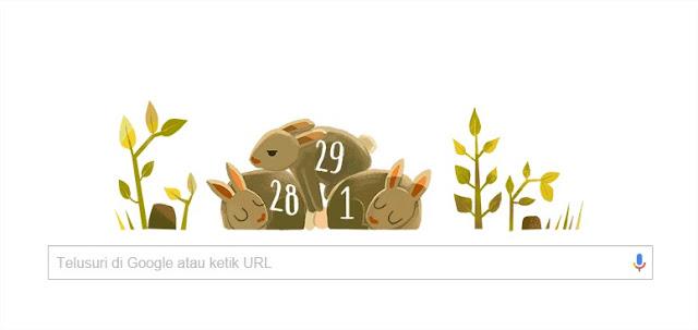 Tahun Kabisat Hari Yang Spesial 29 Februari, Fakta Fakta Menarik Tentang Tahun Kabisat 2016: Google Doodle Hari Ini