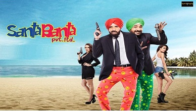 Santa Banta Pvt Ltd Full Movie
