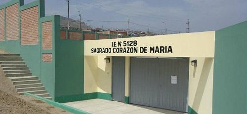 Colegio 5128 SAGRADO CORAZON DE MARIA - Ventanilla