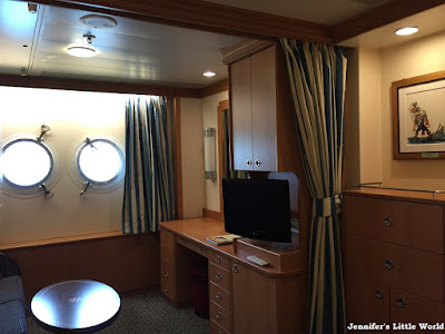 Disney Magic stateroom review