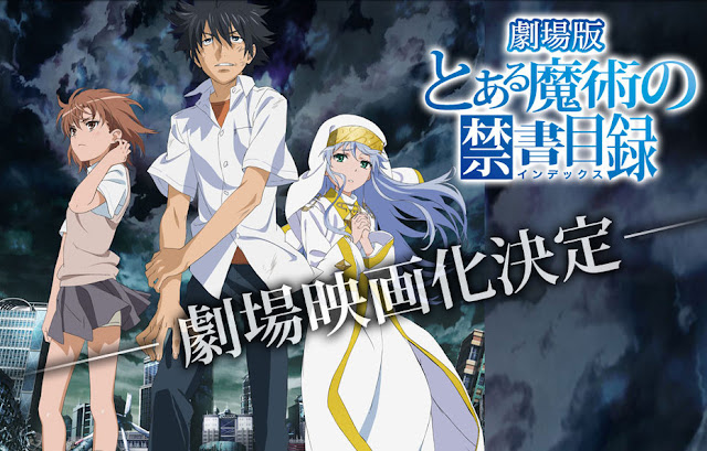 To Aru Majutsu no Index Episode 1-24 Subtitle Indonesia