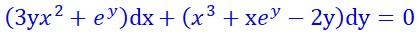 http://www.mathuniver.com/2018/02/311-exact-equation-3yx2eydxx3xey-2ydy0.html