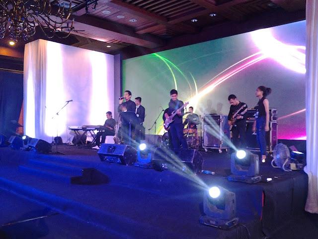 Musik jazz live Batam