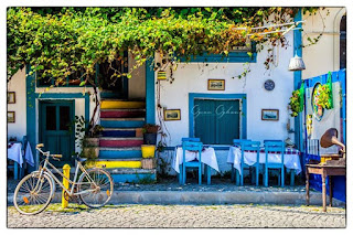 Bozcaada is another Aegean beauty.