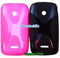 Protector silicona gel Huawei Y210