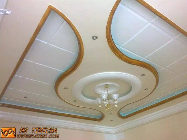 faux plafond de luxe