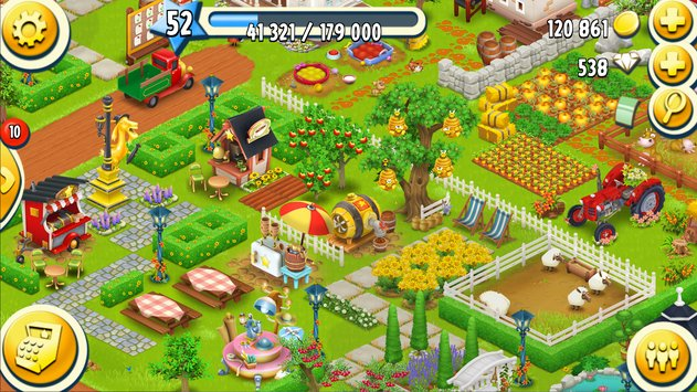 Hay Day  Apk MOD For Android Download Unlimited Everything