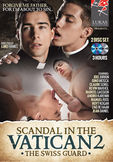Online Scandal in the Vatican 2 (2015) Free
