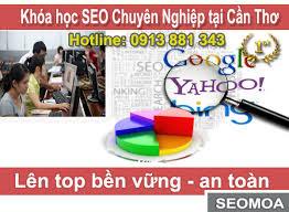 Khóa Học SEO Website Tại Cần Thơ
