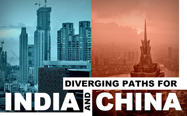 SITREP | Diverging Paths for India and China