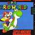SUPER MARIO WORLD ENGLISH (SNES)