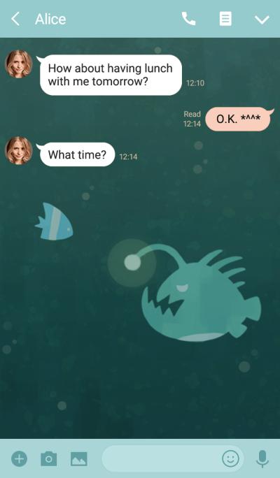 Order fish^