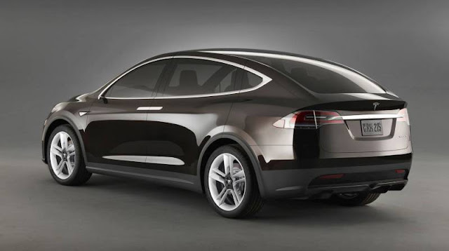 Tesla Model X Review 2016