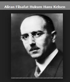 Aliran Filsafat Hukum Hans Kelsen