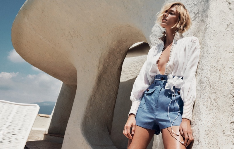 ZIMMERMANN RESORT 2019 CAMPAIGN