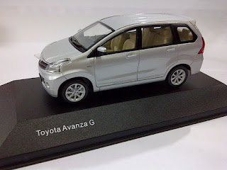 Toyota New Avanza G 2010