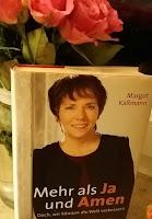 das Cover zeigt Frau Käßmann