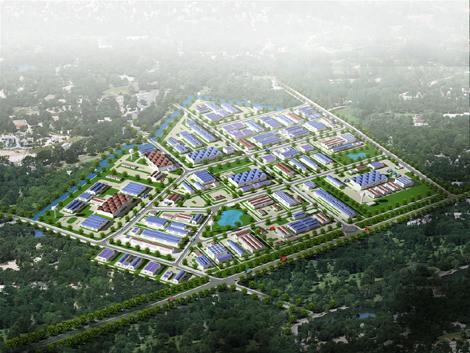 Quyết định thành lập Cụm công nghiệp Bình Phú I, Thạch Thất