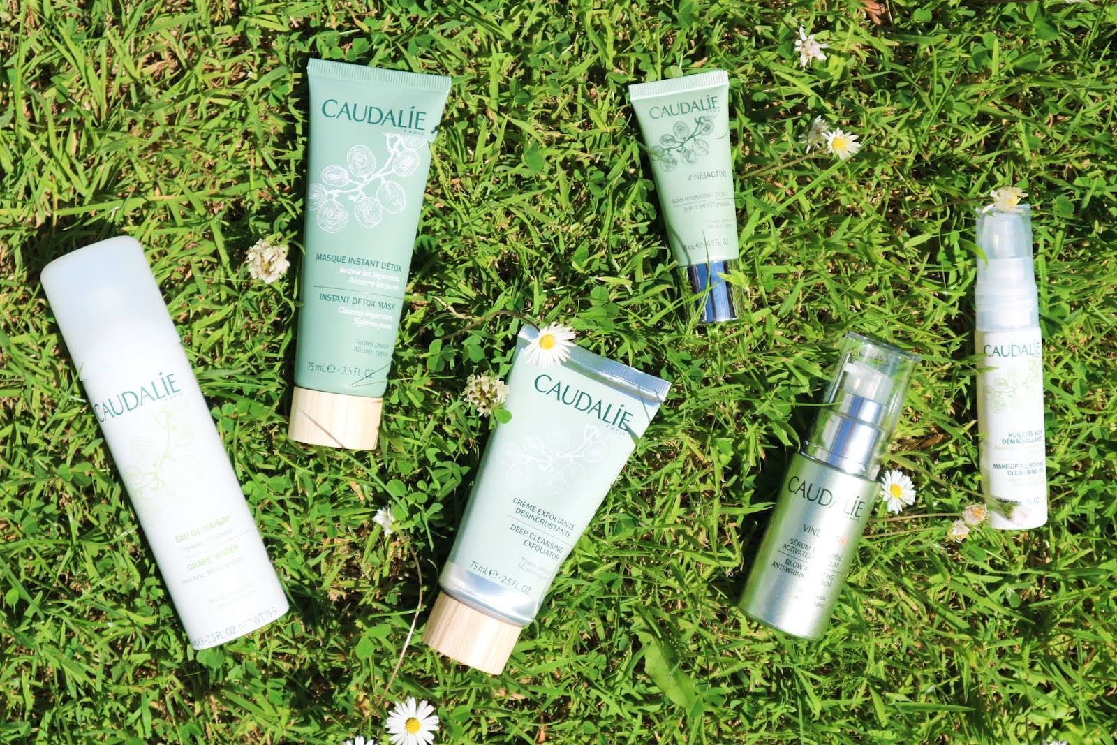 caudalie best products reviews