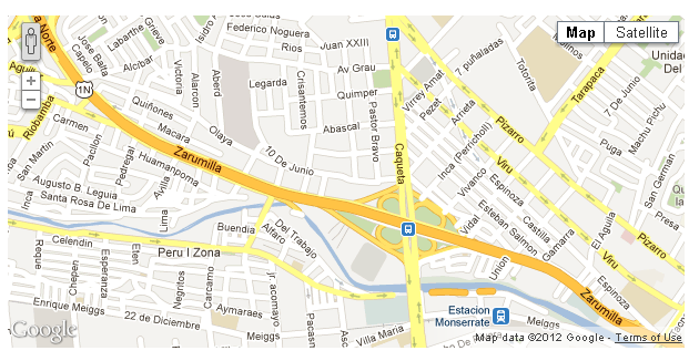 Add Google Maps To Website Using JQuery