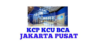 Kantor Cabang Pembantu BCA Jakarta Pusat