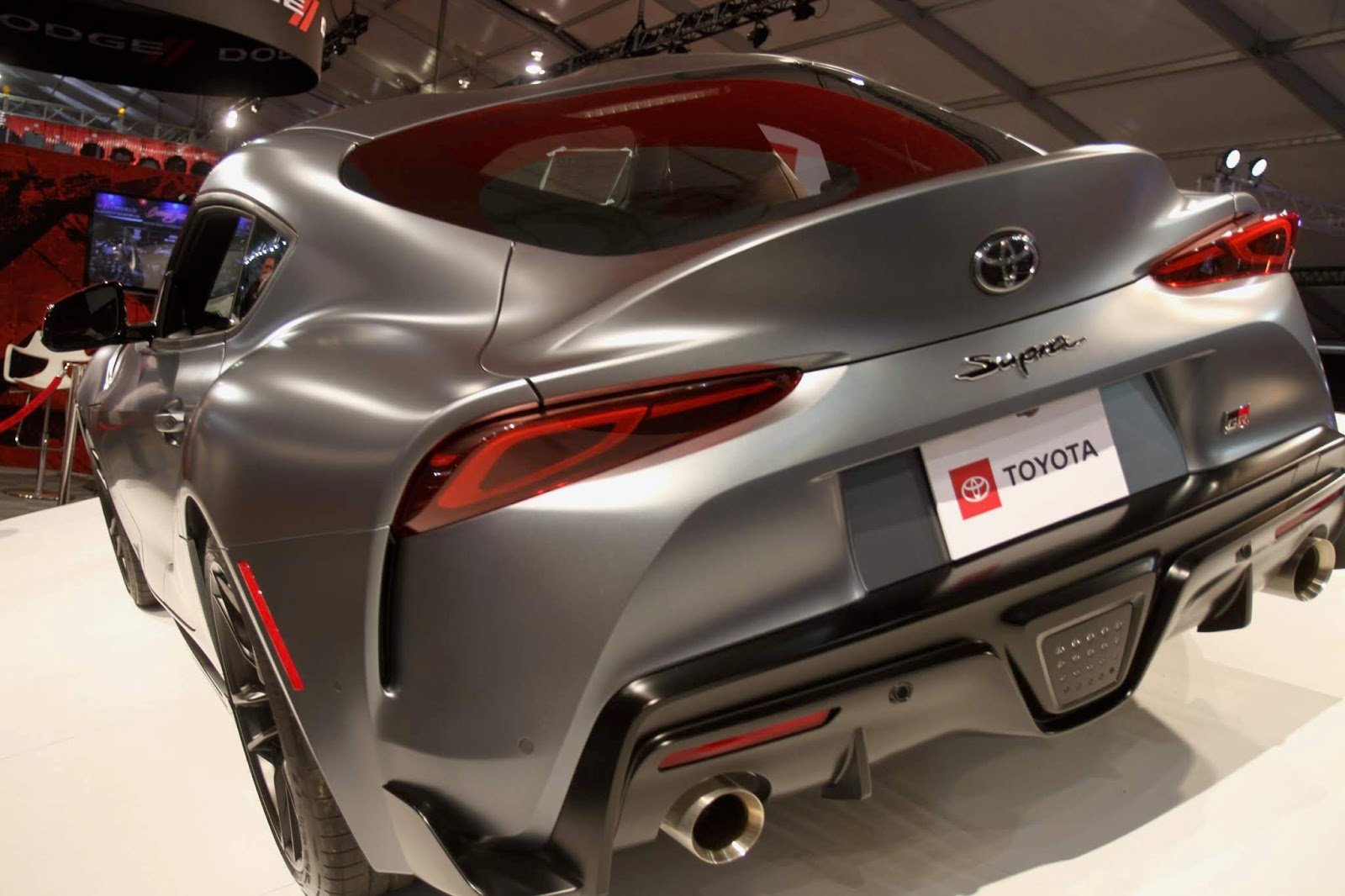 The New Supra: Will It Be Loved? | performanceracingtechtalk com