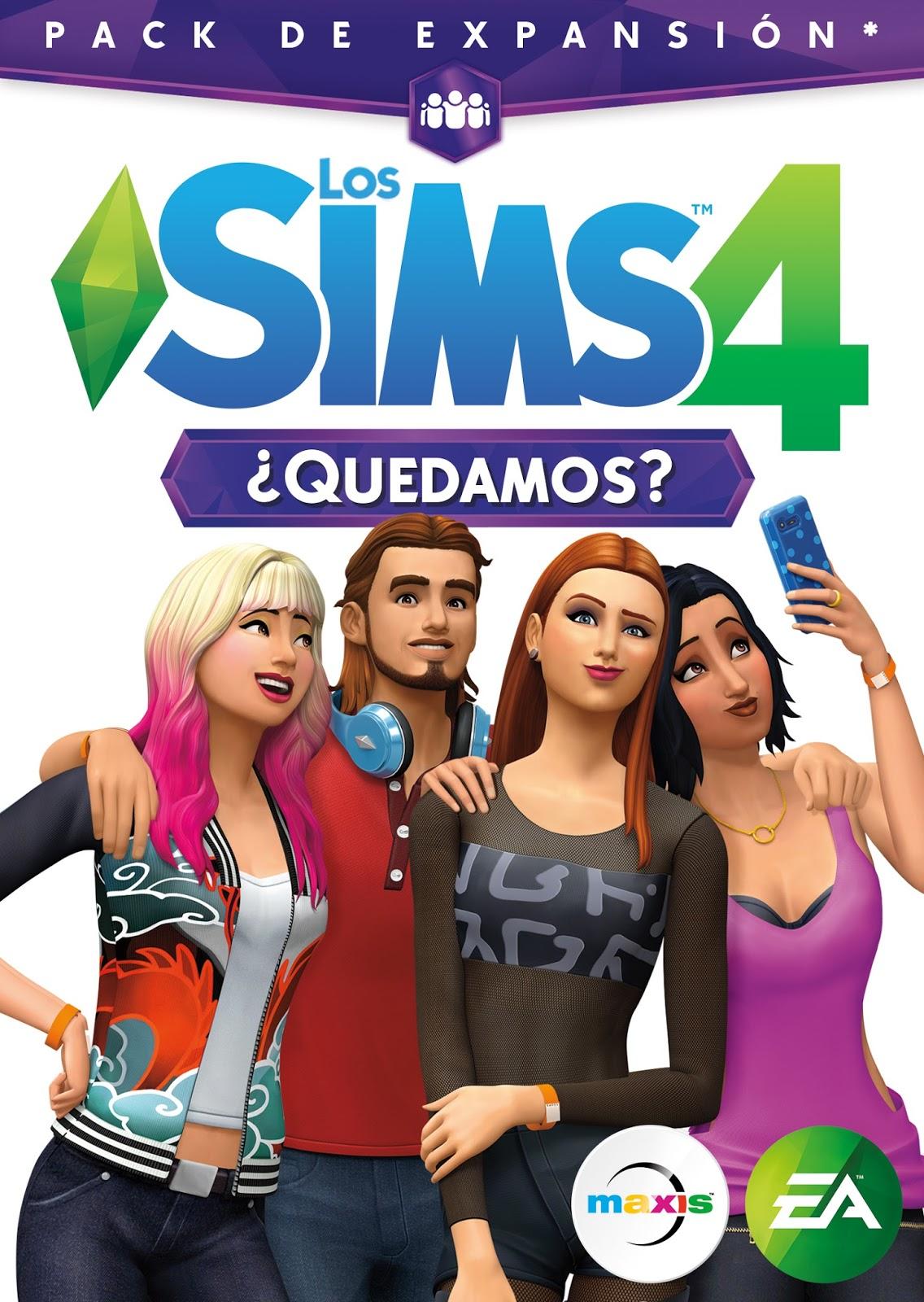 Los Sims 4 ESPAÑOL PC Full Descargar
