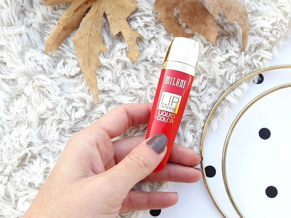 Milani Lip Intense Liquid Colour - Red Extreme