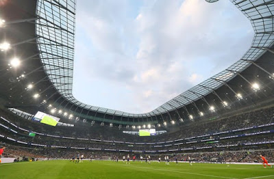 tottenham new stadium capacity has nothing to do with arsenal