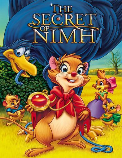Ver Nimh, el mundo secreto de la Sra. Brisby (1982) Online