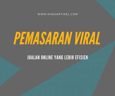 Pemasaran Viral dan Jualan Online