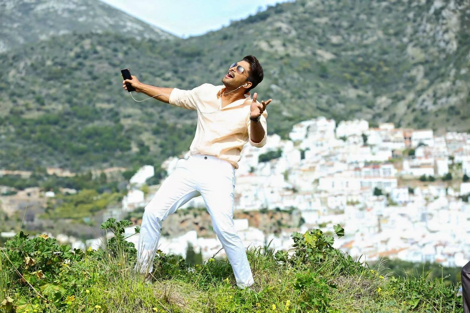 , Son Of Sathyamurthy Movie Latest Stills