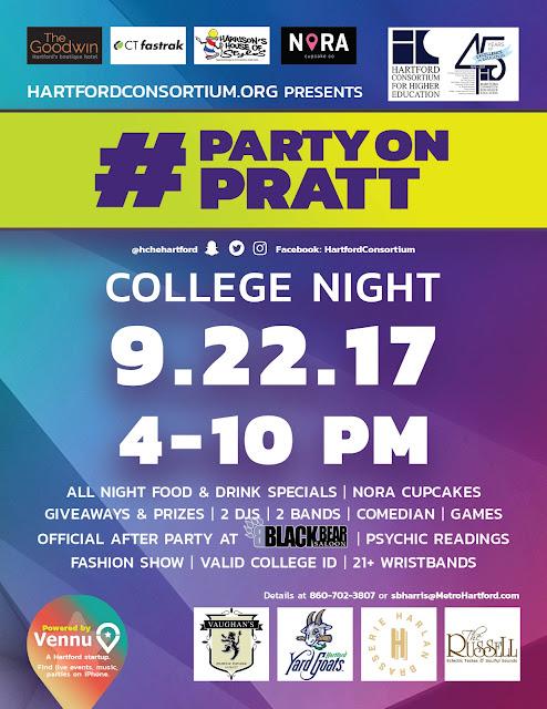 Party on Pratt